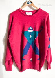 vintage 1980s raspberry nick faldo golf jumper pringle sweater