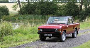 land rover classic for sale this range rover was converted into a desert stormer classic