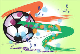 themed artwork football brush stock illustration illustration of