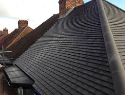 Flat Concrete Roof Tile Concrete Tile Roof Bromley Pc Roofing