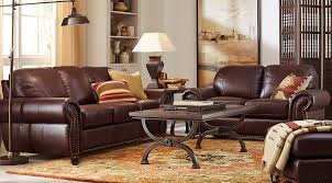 Brown Leather Living Room Set Sophisticated Leather Living Room Sets Furniture Suites Brown Set