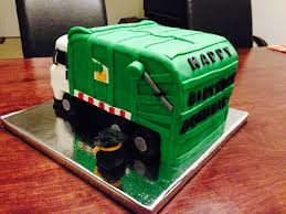 garbage trucks for kids surprise 11 best rubbish truck cakes images on pinterest truck cakes bus