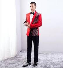 sequins formal dress latest coat pant designs suit men blazer