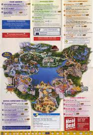 Harry Potter Adventure Map Island Of Adventure Map My Blog