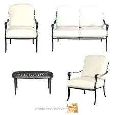outdoor slipcovers patio furniture outdoor patio furniture cushion