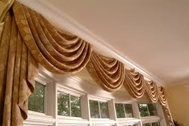 custom window treatments galaxy draperies los angeles valances