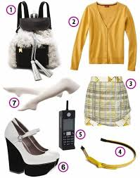 Cher Clueless Halloween Costume 25 Cher Clueless Ideas Clueless Cher