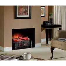Replacement Electric Fireplace Insert by Hampton Bay Blaise 20 In Infrared Quartz Electric Fireplace Log