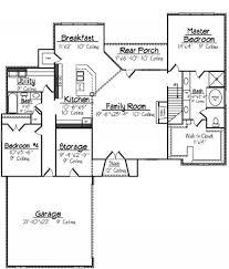 653486 beautiful country french 4 bedroom 3 bath split floor