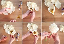 Bouquet For Wedding How To Make Paper Flower Bouquet For Wedding U2013 Thejeanhanger Co