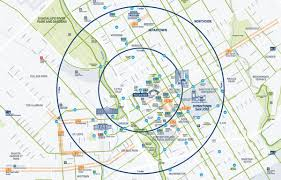 San Jose City College Map by Daniel Harris Dyuliharris Twitter
