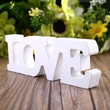 aliexpress com buy wooden letter alphabet word free standing