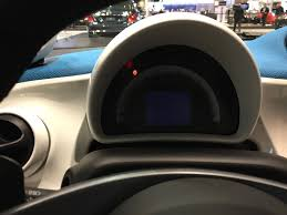 2016 chicago auto show smart u0027s display smart car forums