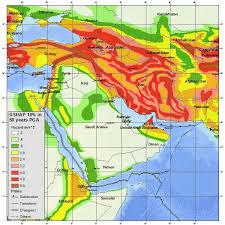middle east earthquake zone map joshua 6 the walls of jericho come tumbling carpe scriptura