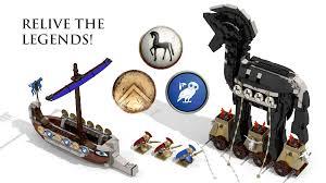 lego ideas level 2 the odyssey begins
