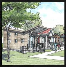 Micro Homes Micro Homes For Homeless Break Ground Despite Neighbors U0027 Furor