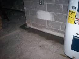bridgeport wv basement waterproofing contractor crawl space