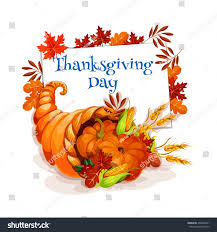 thanksgiving greeting cards free sle thanksgiving day cornucopia