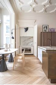 kitchens and interiors apartment trocadero by rodolphe parente apartments kitchens and