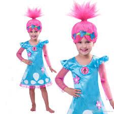christmas costumes for girls trolls party dress kids dresses for