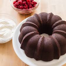 chocolate sour cream bundt cake cook u0027s illustrated
