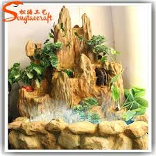 fountain for home decoration home decor fountains resin indoor fountains and waterfalls