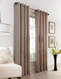 the faux jute grommet curtain panels thecurtainshop com