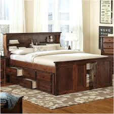 headboards awesome full size storage bed with bookcase headboard