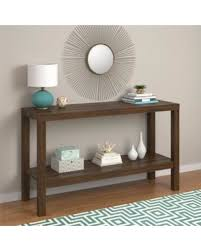 mainstays parsons end table deals on mainstays parsons console table multiple colors available