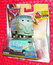 cars sarge and fillmore disney pixar cars route 66 road filmore rd tr1p ebay