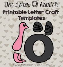 letter o crafts for preschoolers simply hood craft letter o
