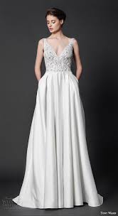 wedding dresses with pockets tony ward 2016 wedding dresses abstract roses bridal