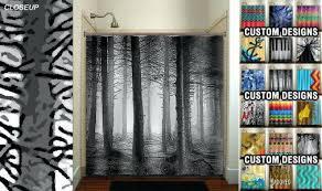 Grey Bathroom Curtains Amazing Gray Bathroom Window Curtains Or Medium Size Of Coffee