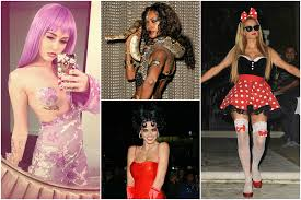 halloween costumes with tattoos the sexiest celebrity halloween costumes ever page six