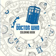 check out the new u0027doctor who u0027 coloring book time