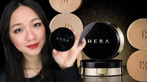 black review hera black cushion 블랙 쿠션 review impression