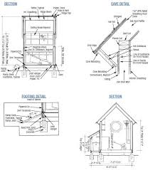 garden shed plans u2013 free blueprints for building a shed