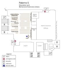 university library floor plan university park libraries floor maps penn state university libraries