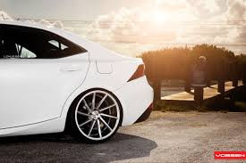 cvt lexus photo gallery lexus is f sport on new vossen cvt directional