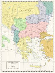 Balkans Map Prussia Of The Balkans By Toixstory On Deviantart