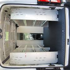 Ford Transit Connect Shelving by Commercial Van Shelving Van Equipment Advantage Outfitters