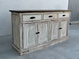 sideboard server console cabinet reclaimed wood buffet