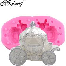 pumpkin carriage 3d pumpkin carriage silicone candle mold fondant wedding cake