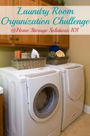 Home Storage Solutions 101 Organized Home Steps For Laundry Room Organization