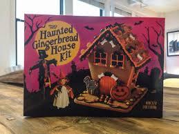 haunted gingerbread house kit my strange family