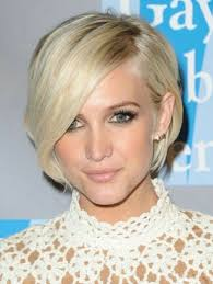 modern wavy short hairstyle for thin hair short hairstyles for