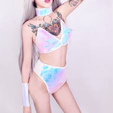 Holographic Clothing For Sale Online Buy Wholesale Vinyl From China Vinyl