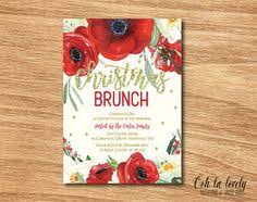 christmas brunch invitations christmas pajama party invitation christmas by colorsofsummer
