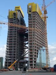 porsche design tower construction frankfurt project update page 14 skyscraperpage forum