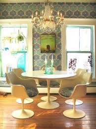 The Retro Wave In Your Room - Retro dining room